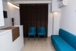 Οφθαμολογικό Ιατρείο Θεσσαλονίκη - Υποδοχή