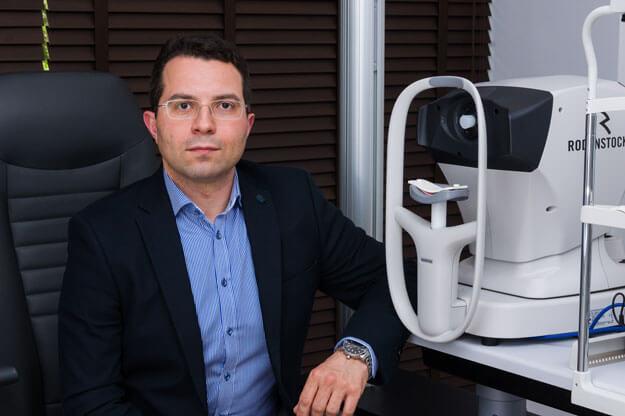 Οφθαλμίατρος Άνω Τούμπα Θεσσαλονίκη